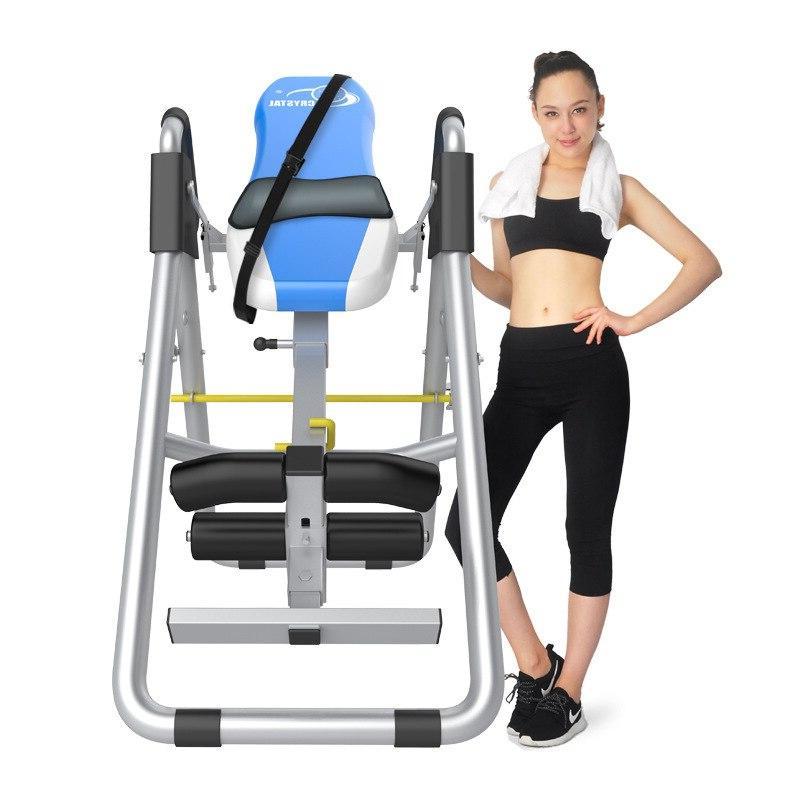 Foldable <font><b>Table</b></font> <font><b>Back</b></font> <font><b>Pain</b></font> Fitness Equipment Heavy Duty Load-bearing