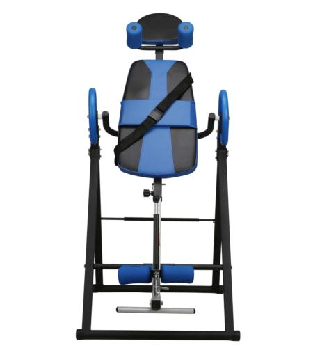 inversion table fitness foldable back upside down