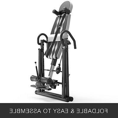Foldable Table Gravity Back Therapy Stretch Workout