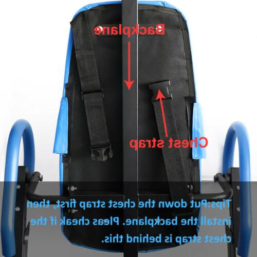 Foldable Gravity Inversion Table