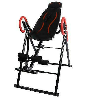 Foldable Inversion Table Bench Home