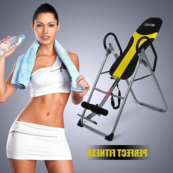 Ancheer <font><b>Inversion</b></font> Hang Exercise Home <font><b>Fitness</b></font> Training