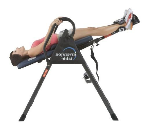 IRONMAN Gravity Weight Capacity Inversion Table
