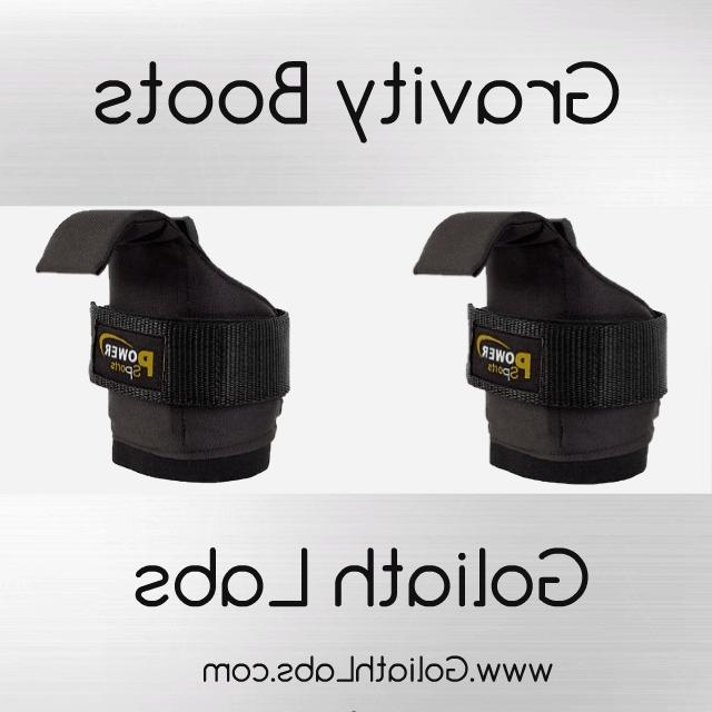 gravity boots inversion therapy gym fitness physio