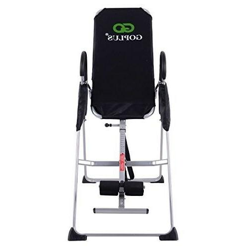 Goplus Gravity Inversion Table Back