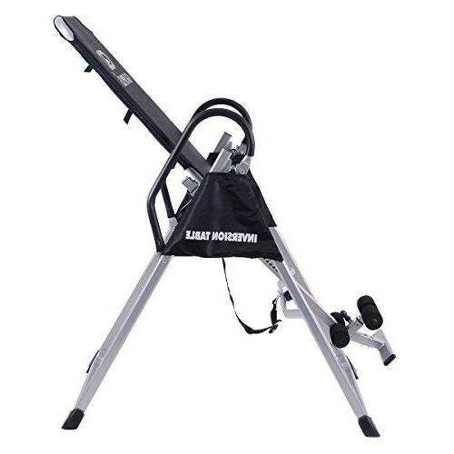 Goplus Gravity Fitness Therapy Inversion Table Back Therapy T