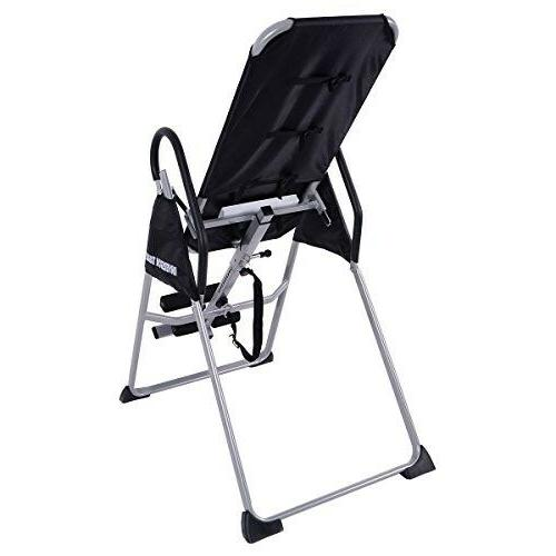 Goplus Gravity Therapy Inversion Table Adjustable Back T
