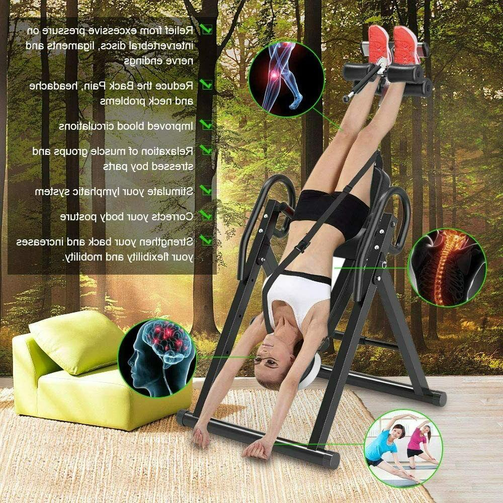 Gravity Heavy Table Stretcher for Pain Relief