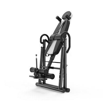 Gravity Inversion Table Back Therapy Reflexology Home Fitness