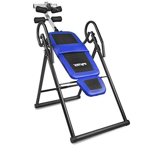 XtremepowerUS Gravity Table Back Pain Adjustable-PU