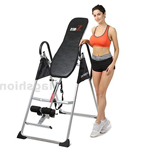 gravity inversion therapy table deluxe