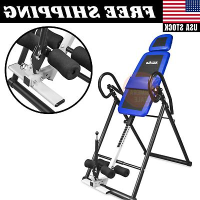 XtremepowerUS Gravity Therapy Table Back Relief