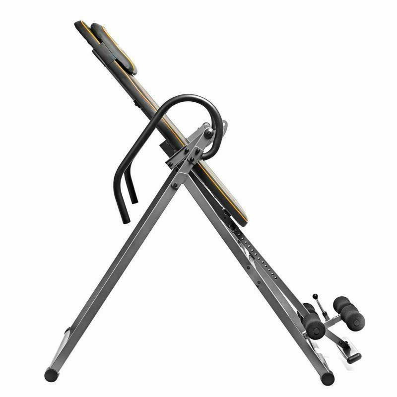 Gym Strength Training Invertio Inversion Table Back Stretching