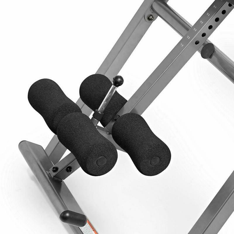 Gym Strength Training Invertio Stretching Machine