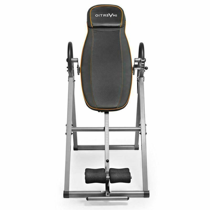 Gym Strength Training Invertio Table Stretching