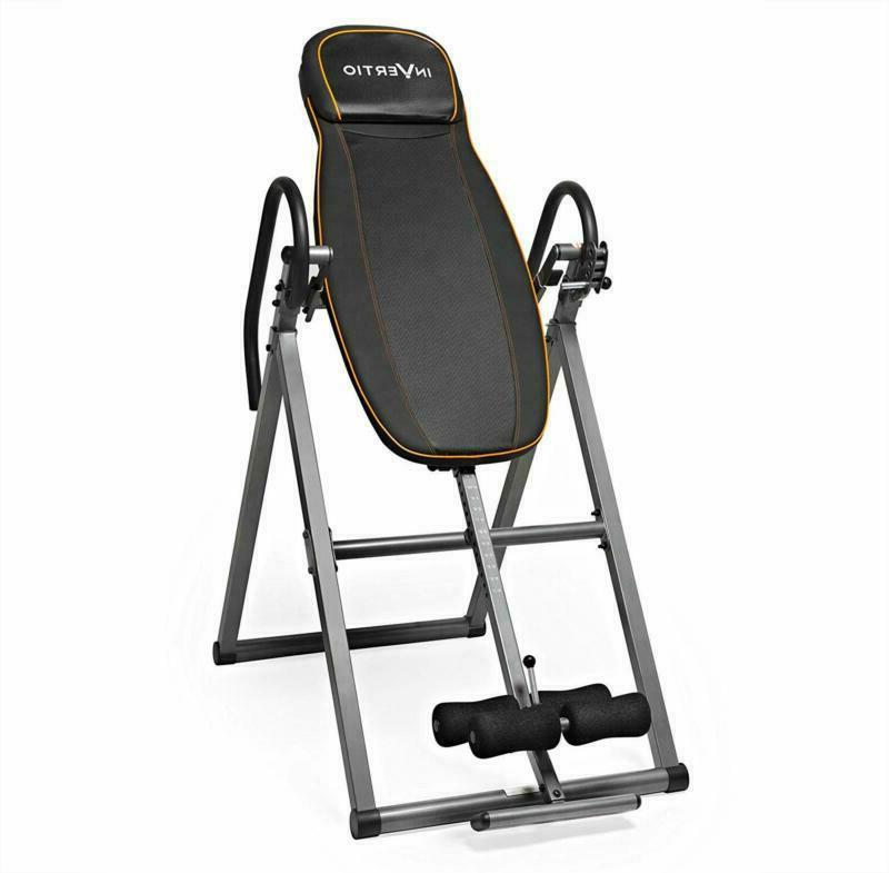 Gym Strength Invertio Table Stretching Machine