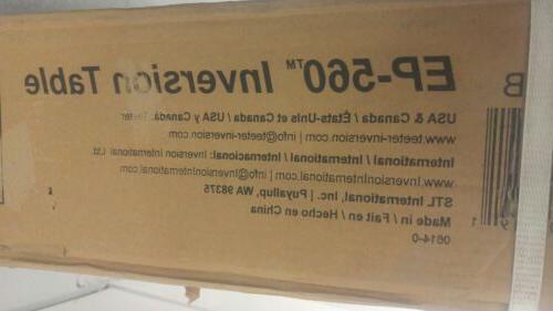 Teeter Inversion NEW E61006B