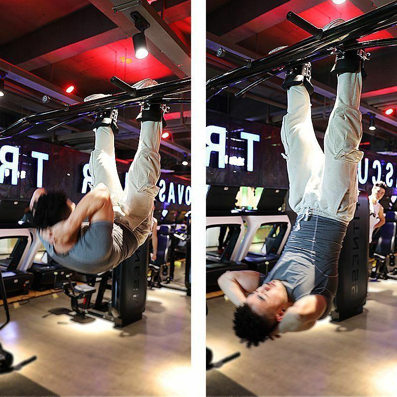 Hanging Gym Fitness Equipment Anti Gravity Ab Chin Sport