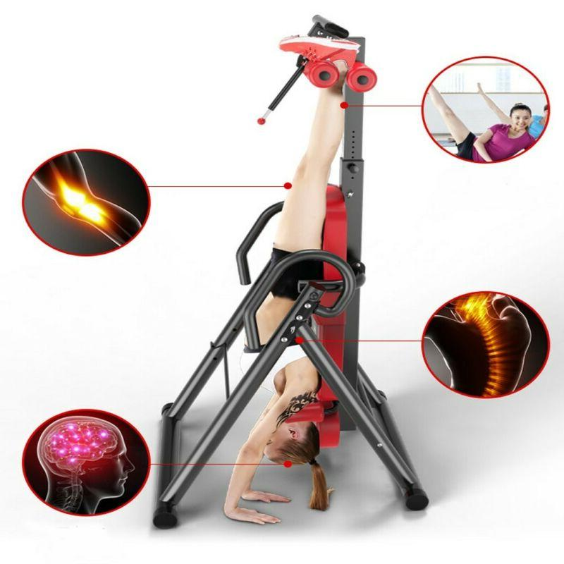 Premium Exercise Inversion Table Curve Therapy USA