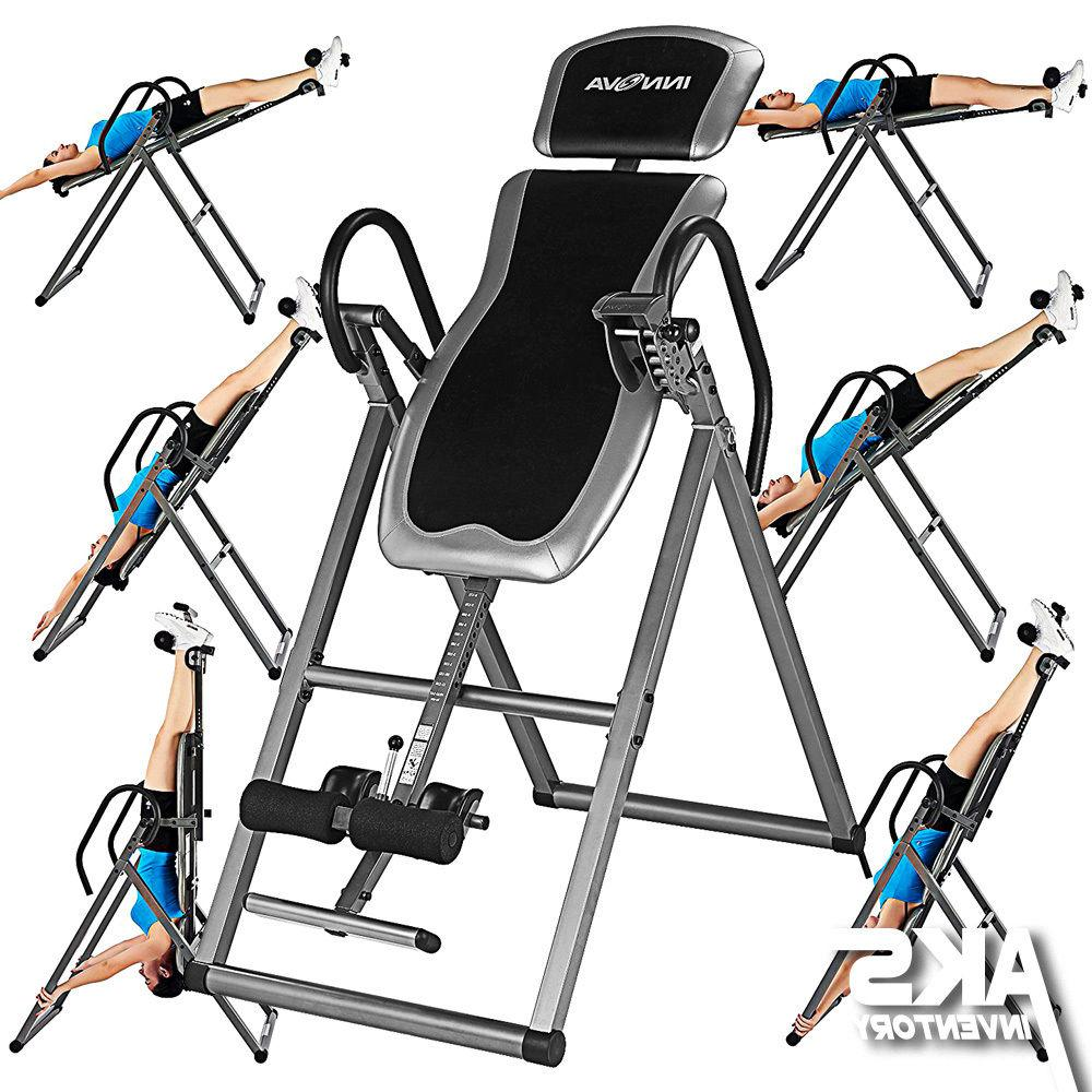 heavy duty inversion table back pain relief