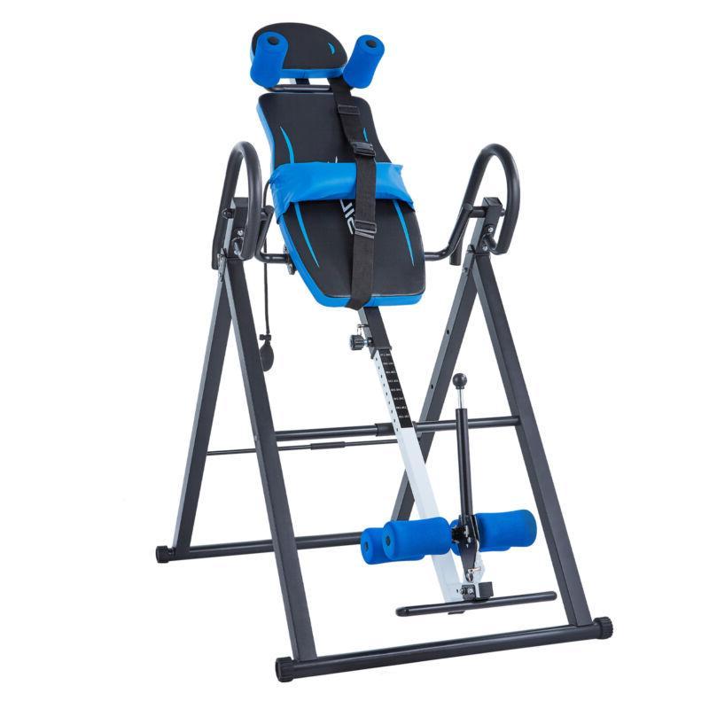 Heavy Inversion Table Relief Adjustable