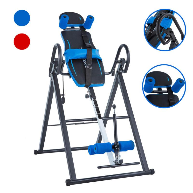 heavy duty inversion table for back therapy
