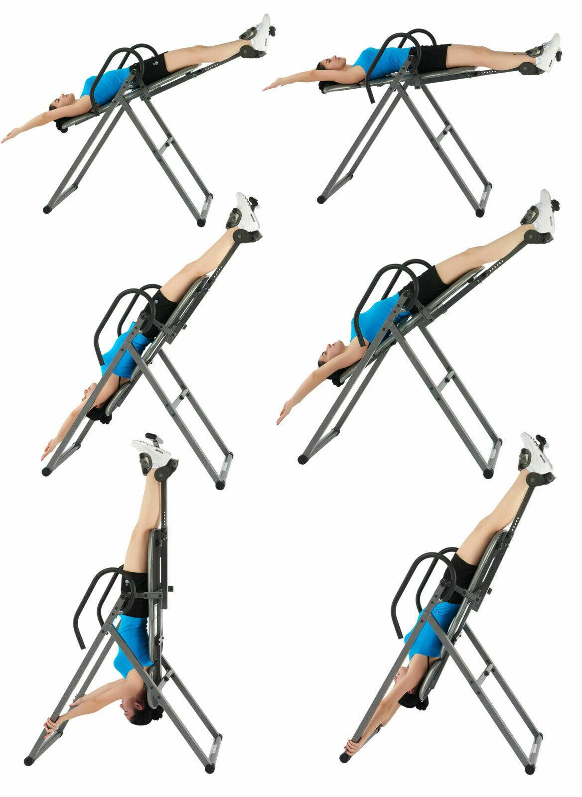 Heavy Duty Inversion for Pain