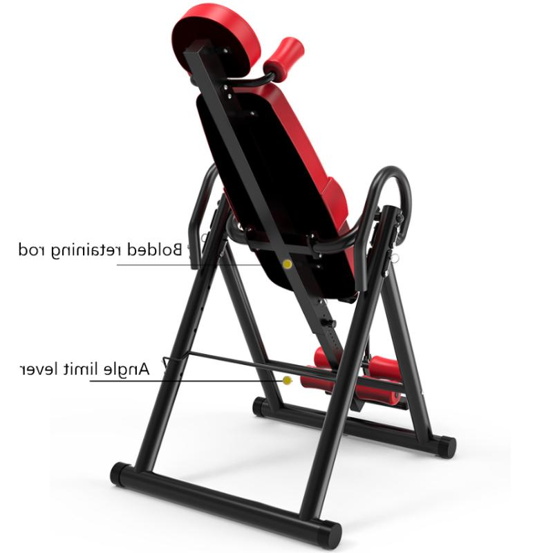 Foldable Back Exercise Gravity Bench