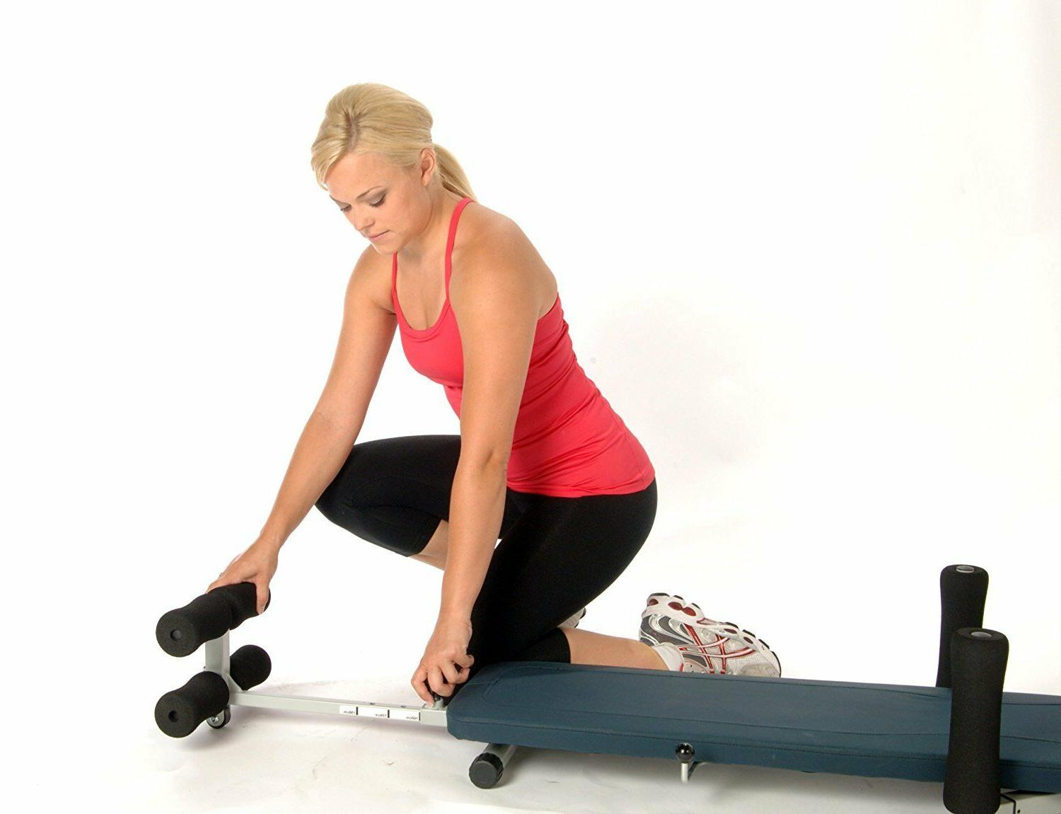 Stamina InLine BENCH Therapy