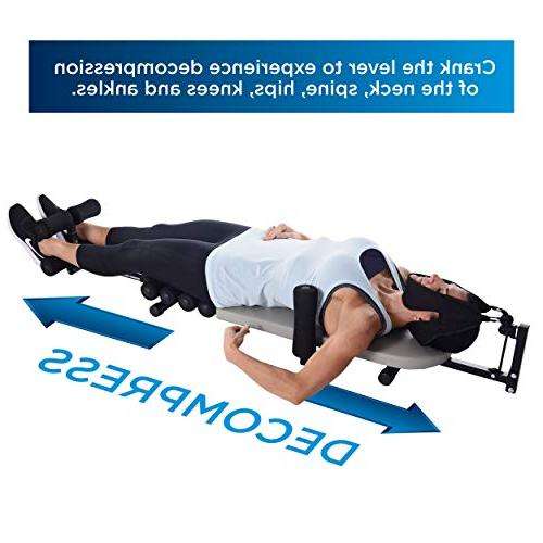 Stamina Stretch Bench with Traction