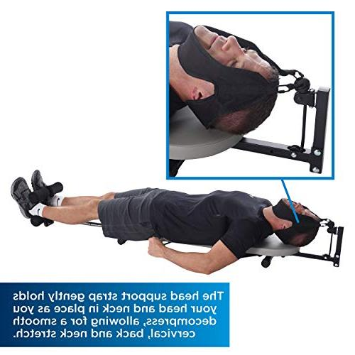 Stamina Inline Back Bench with Traction