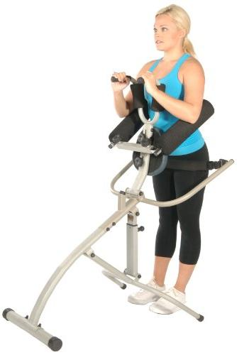 Stamina InLine Traction System for and Back Stretch without Inversion