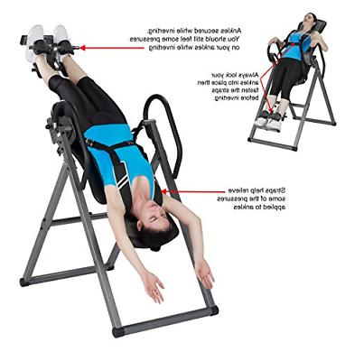 Innova ITX9800 Inversion Therapy Relief and
