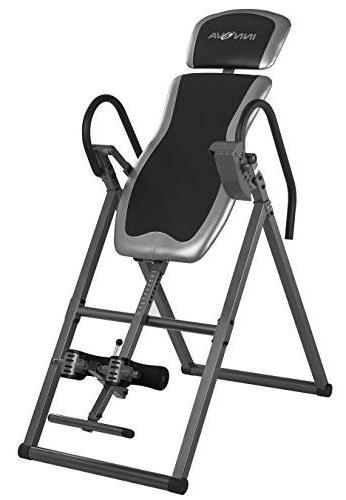 innova inversion table adjustable heavy duty fitness