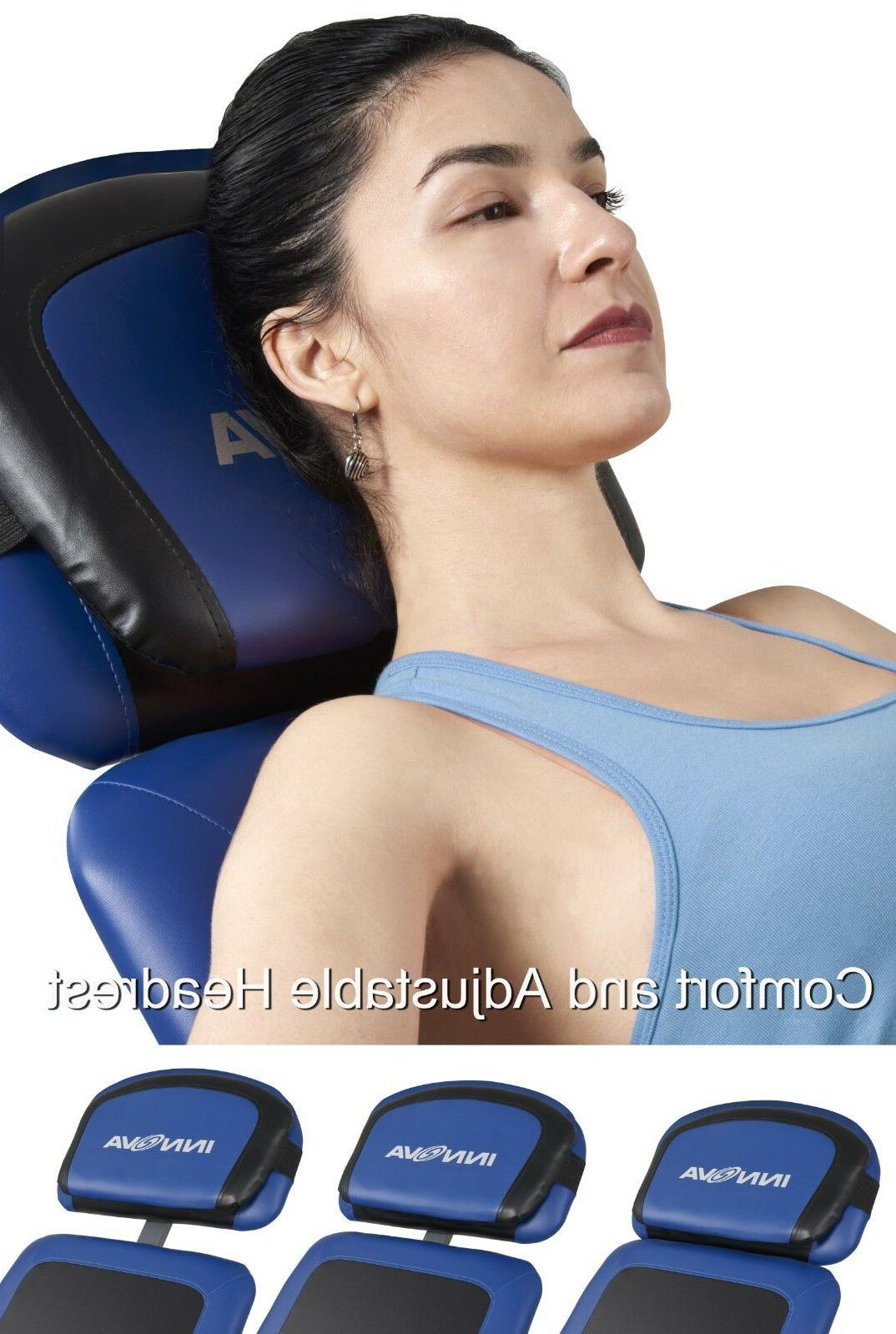 Innova ITM4800 and Massage Therapy