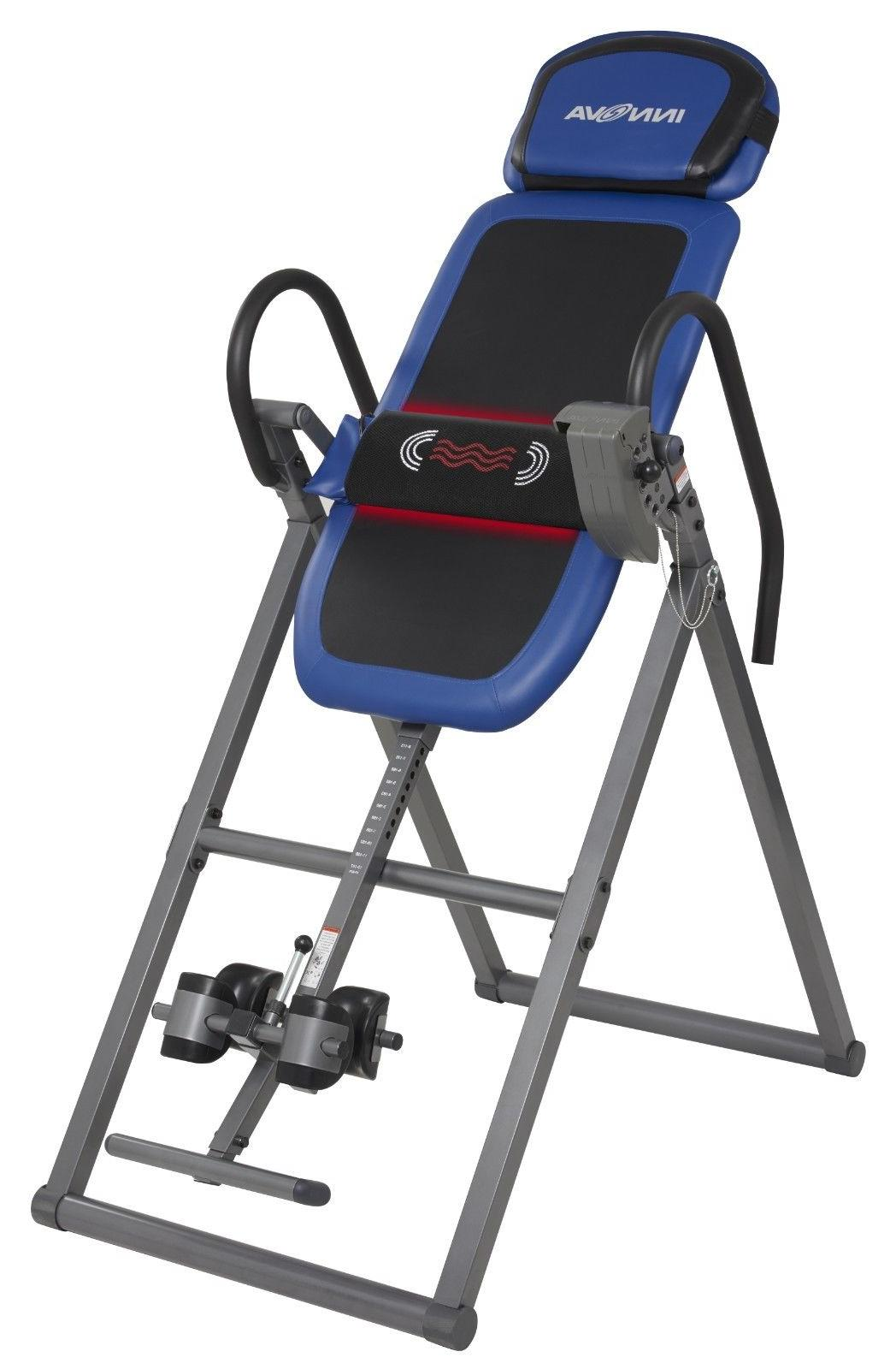 itm4800 advanced heat and massage therapeutic inversion