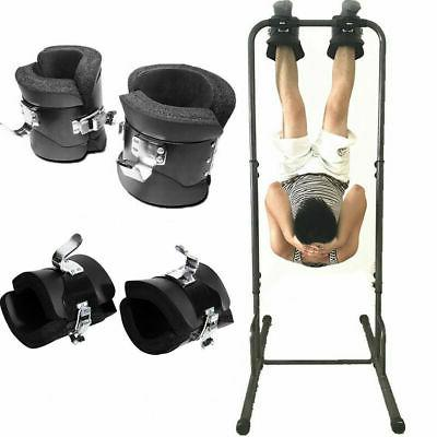 Inversion Ankle 1 Pair Sit Up Hooks Fitness