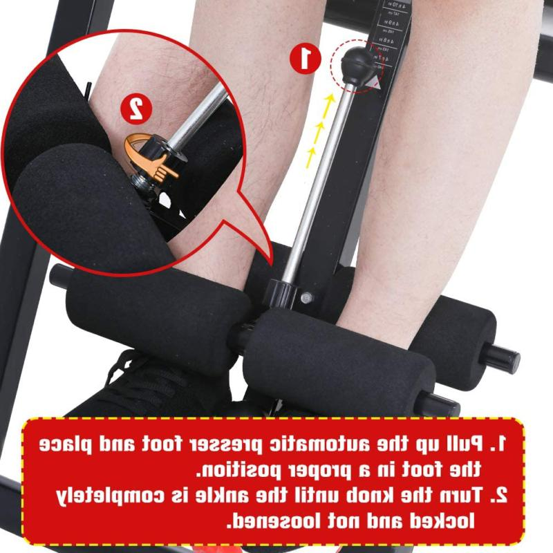 Inversion Duty Foldable Therapy Up 300 5 Angle