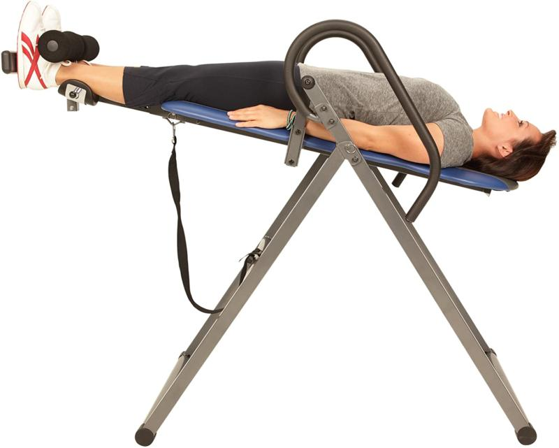 IRONMAN Inversion Table Tether Steel Frame