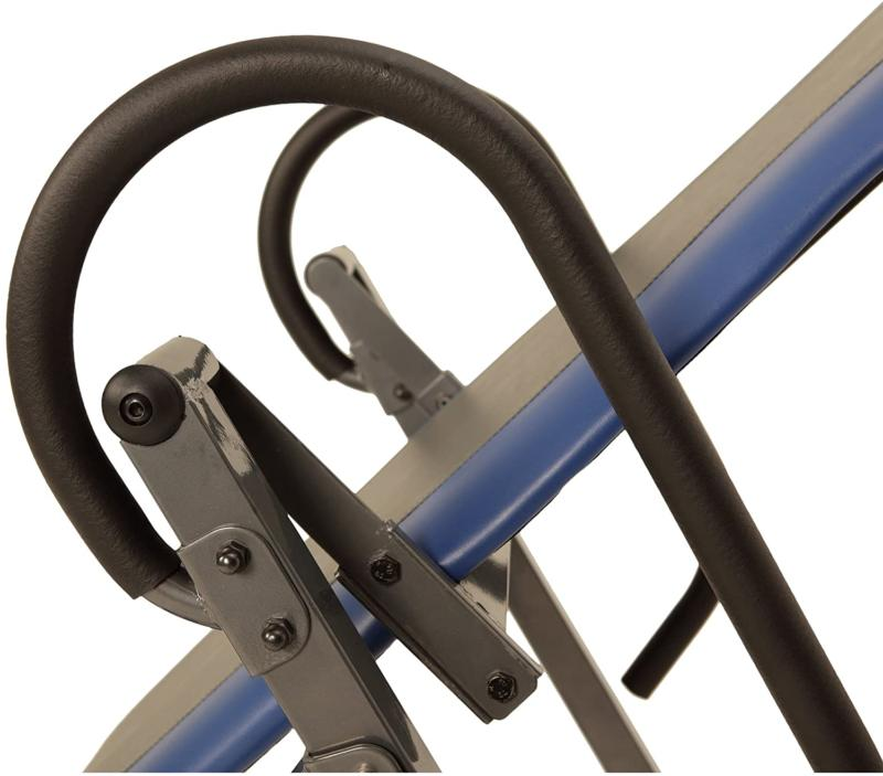 IRONMAN Inversion Table Tether Strap Heavy Duty Steel Frame
