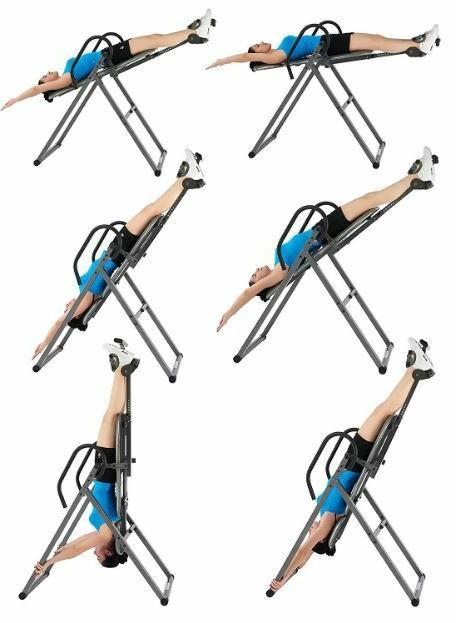 Inversion Back Therapy Teeter Chair