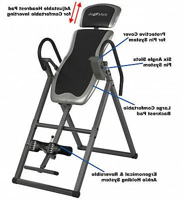 Inversion Therapy Mobility Teeter Chair