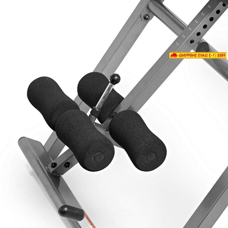 Invertio Inversion Stretching Machine