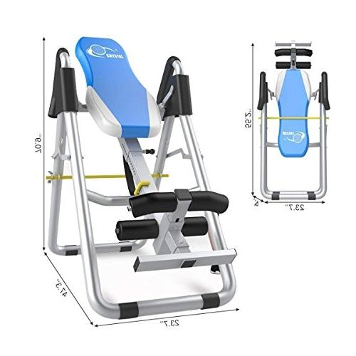 HYD-Parts Table Back Therapy Fitness Back Inversion Table Home Exercise