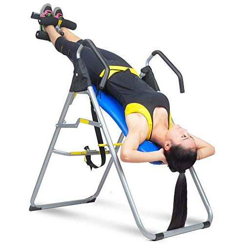 inversion table back therapy fitness