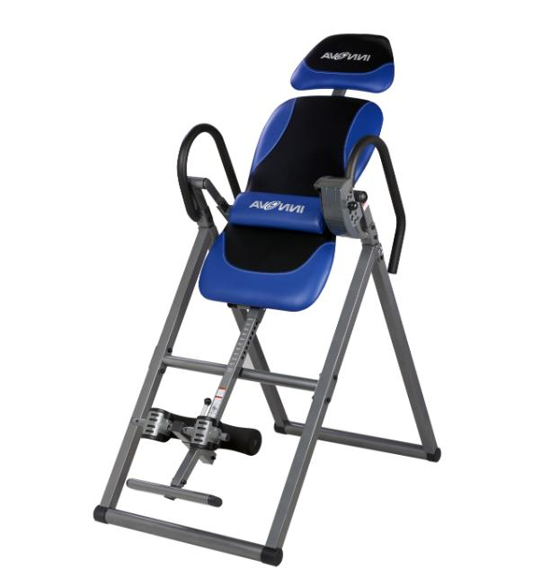 inversion table back therapy fitness exercise pain