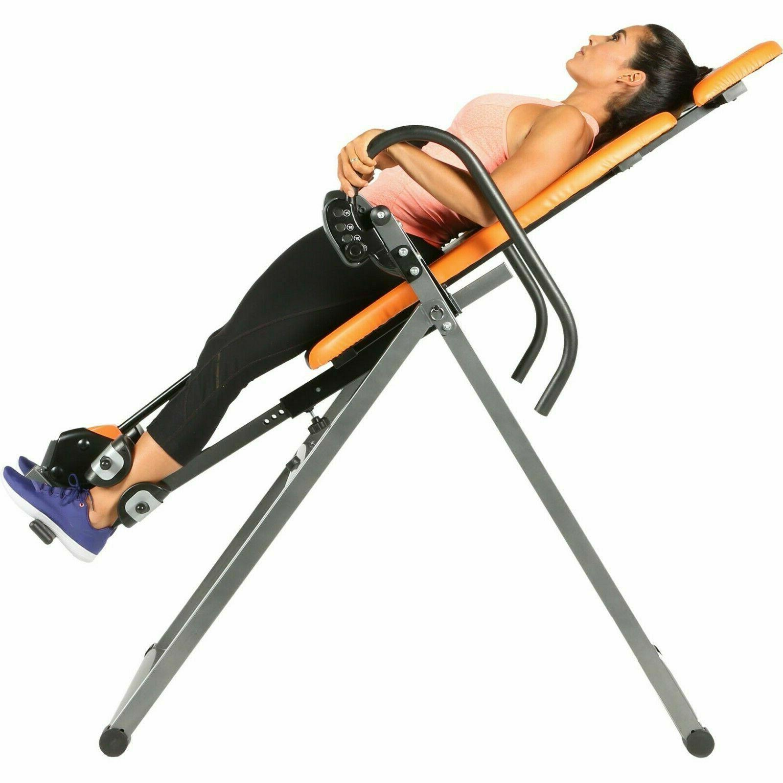 Inversion Fitness Pain Relief