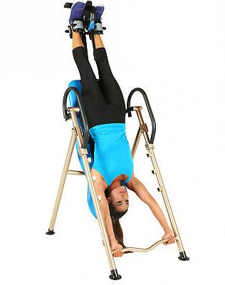 Inversion Fitness Hang Lumbar