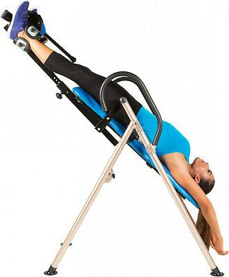 Inversion Back Fitness Pain Gravity Lumbar Relief Heavy