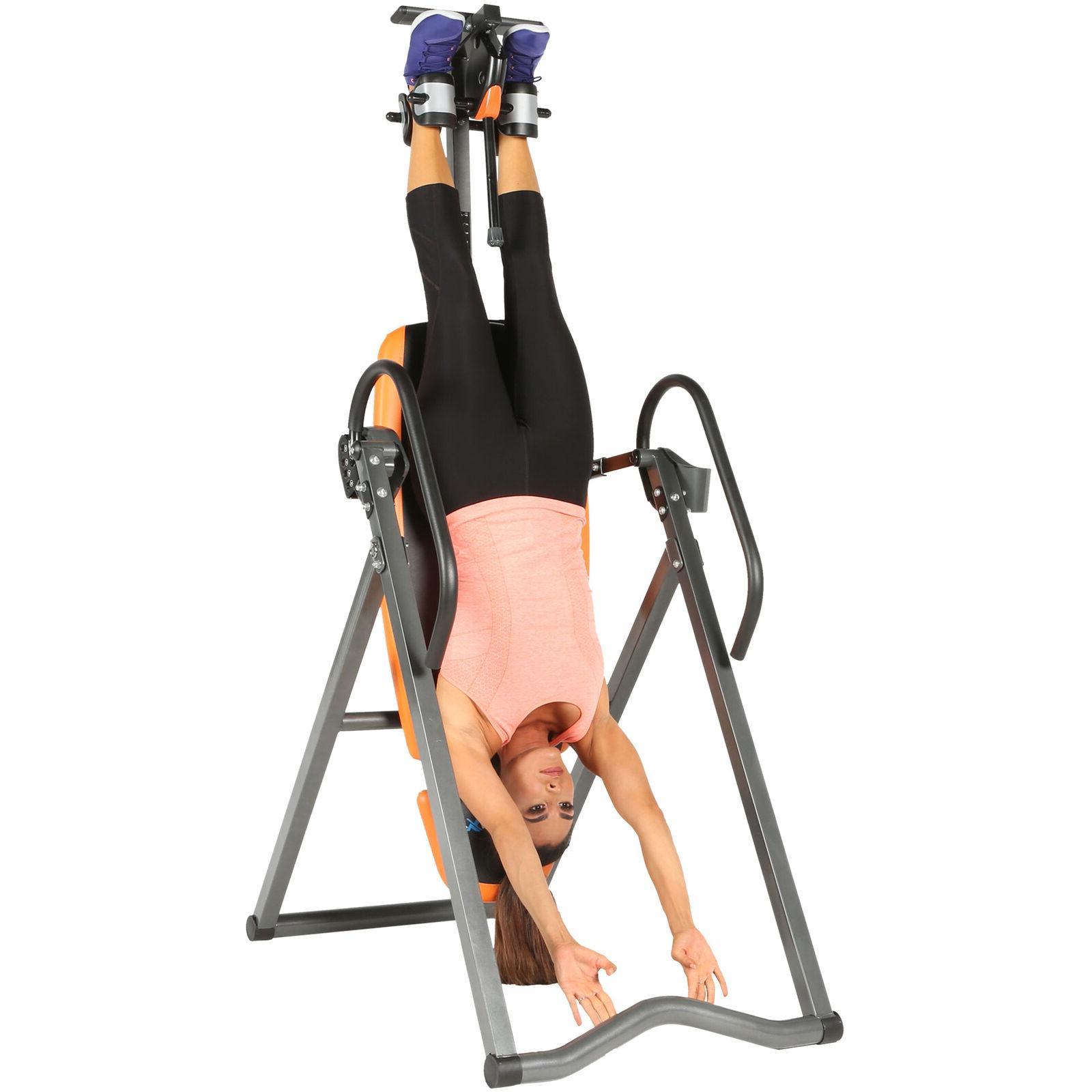 Inversion Table Exerpeutic SURELOCK Ankle Locking
